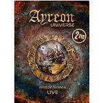 AYREON - Ayreon Universe (2 DVD Digipack with gold foil cover)