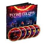 FLYING COLORS - Third Stage: Live In London (Deluxe 5 Disc Photobook)