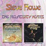 HOWE STEVE - Relativity Years (2 CD)