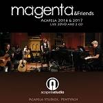 MAGENTA - Acapela Acoustic - Live at Acapela 2016 & 2017 (Very Limited 4 Disc Set: 2 CD + 2 DVD)