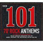VARIOUS - 101 70s Rock Anthems (5 CD)