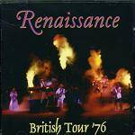 RENAISSANCE - British Tour 76