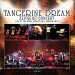 TANGERINE DREAM - Zeitgeist Concert - Live At The Royal Albert Hall 2010 (3 CD)