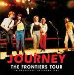 JOURNEY - The Frontiers Tour 1983