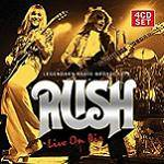 RUSH - Live On Air 1975 - 1980 (4 CD)