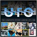 UFO - The Complete Studio Albums 1974 - 1986 (10 CD)