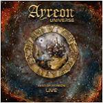 AYREON - Ayreon Universe (2 CD with gold foil booklet cover)