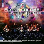 FLYING COLORS - Live In Europe (2 CD)