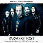 PARADISE LOST - Original Album Collection (Limited 3 CD)