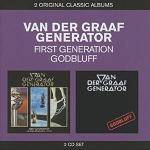 VAN DER GRAAF GENERATOR - First Generation / Godbluff (2 CD)