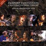 FAIRPORT CONVENTION - Live in Maidstone 1970 (CD+DVD)
