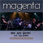 MAGENTA - We Are Seven Live (2 CD)