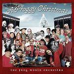 MORSE NEAL - A Proggy Christmas - The Prog World Orchestra