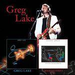 LAKE GREG - Greg Lake / Manoeuvres (2 CD)