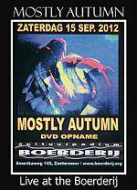 MOSTLY AUTUMN - Live At The Boerderij (2 DVD)