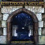 EMERSON KEITH & LAKE GREG - Live From Manticore Hall