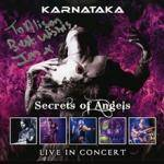 KARNATAKA - Secrets Of Angels Live (CD)