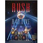 RUSH - R40 Live (3CD+DVD)