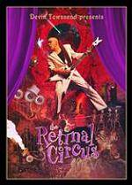 TOWNSEND DEVIN - The Retinal Circus (2 DVD)
