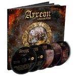 AYREON - Ayreon Universe (Artbook Gold foil edition: 2CD + 2DVD + Bluray)