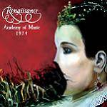 RENAISSANCE - Academy Of Music 1974 (2 CD)