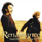 RENAISSANCE - Live Fillmore West 1970