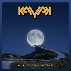 KAYAK - Out Of This World (Black 2LP + CD)