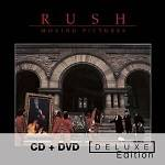 RUSH - Moving Pictures (CD+DVD - 2011 Remaster)