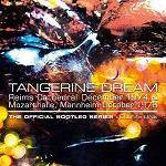 TANGERINE DREAM - Reims Cathedral 1974, Mannheim 1976 (4 CD Box set)