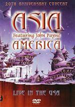 ASIA - America - Live in the USA (DVD)