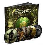 AYREON - The Source (Very Limited 4CD+DVD+Book)