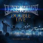 GLASS HAMMER - Double Live (Deluxe Edition 2 CD+DVD)