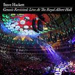 HACKETT STEVE - Genesis Revisited - Royal Albert Hall (Deluxe Artbook BluRay+2DVD+2CD)