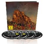 OPETH - Garden Of The Titans (Live At Red Rocks) (Very Limited Blu-Ray/DVD/2CD Earbook)