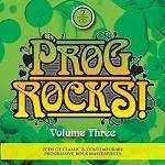 VARIOUS - Prog Rocks! Volume 3 (2 CD)