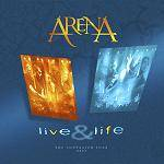 ARENA - Live And Life (2 CD + DVD)