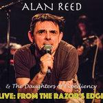 REED ALAN - Live: From the Razor's Edge (Digipak)
