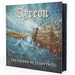 AYREON - The Theory Of Everything (Very Limited Deluxe LP-sized Artbook - 2CD+DVD+2CD)