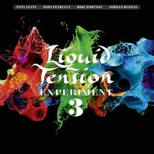 LIQUID TENSION EXPERIMENT - LTE3 (Limited Artbook: 2CD+Blu-Ray)