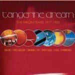 TANGERINE DREAM - The Virgin Years: 1977-1983 (5 CD)