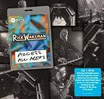 WAKEMAN RICK - Access All Areas (CD+DVD)