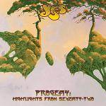 YES - Progeny: Highlights From Seventy-Two (2 CD)