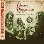 FAIRPORT CONVENTION - Who Knows Where The Time Goes: The Essential Fairport Convention (3 CD)