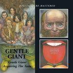 GENTLE GIANT - Gentle Giant / Acquiring The Taste (2 CD)