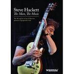 HACKETT STEVE - The Man, The Music (DVD)