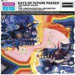 MOODY BLUES - Days of Future Passed (50th Anniversary 2 CD + DVD Deluxe Edition)