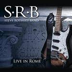 ROTHERY STEVE - Live In Rome (2 CD+DVD)