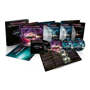 TRANSATLANTIC - The Absolute Universe: The Ultimate Edition (5 LP + 3 CD + Blu-ray)
