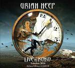 URIAH HEEP - Live at Koko (Deluxe 2CD+DVD Edition)