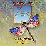 YES - Live From The House Of Blues (2 CD)